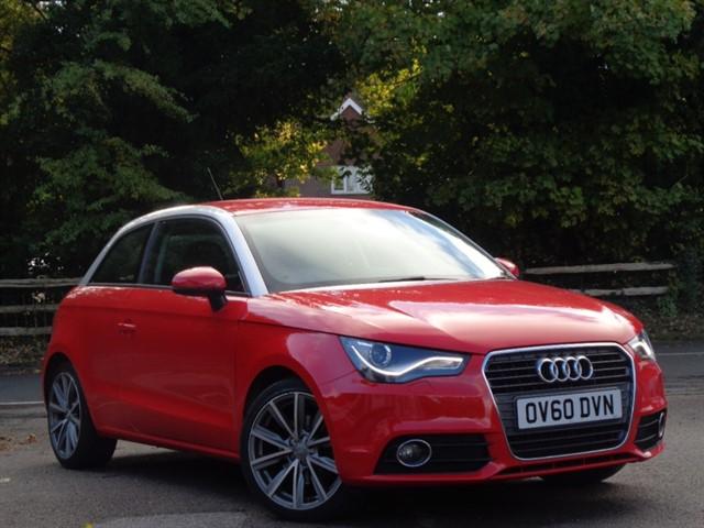 Audi A1 in Tadworth Surrey