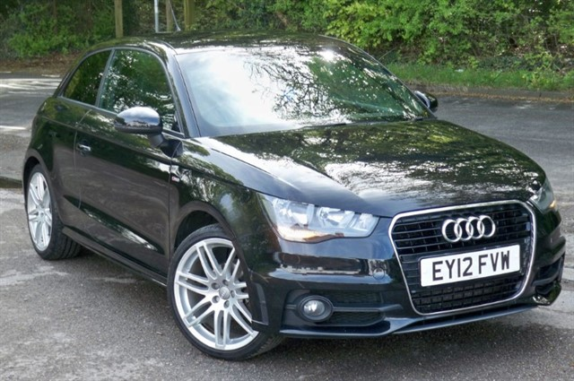 Audi A1 in Tadworth Surrey