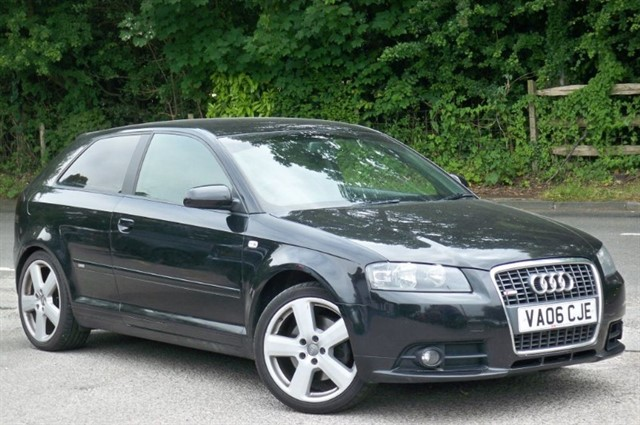 Audi A3 in Tadworth Surrey