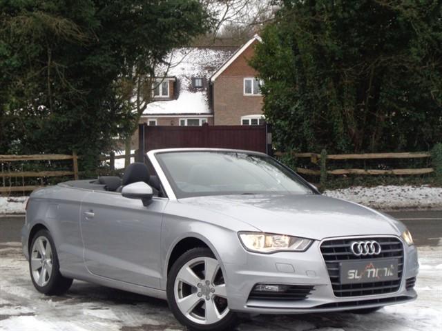 Audi A3 in Tadworth Surrey