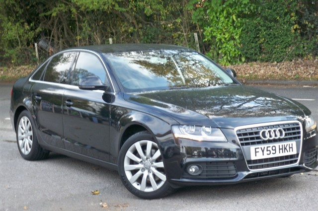 Audi A4 in Tadworth Surrey