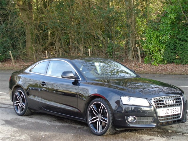 Audi A5 in Tadworth Surrey