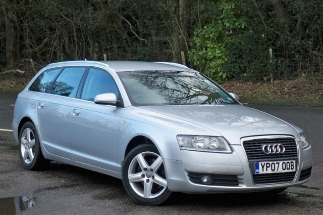 Audi A6 in Tadworth Surrey