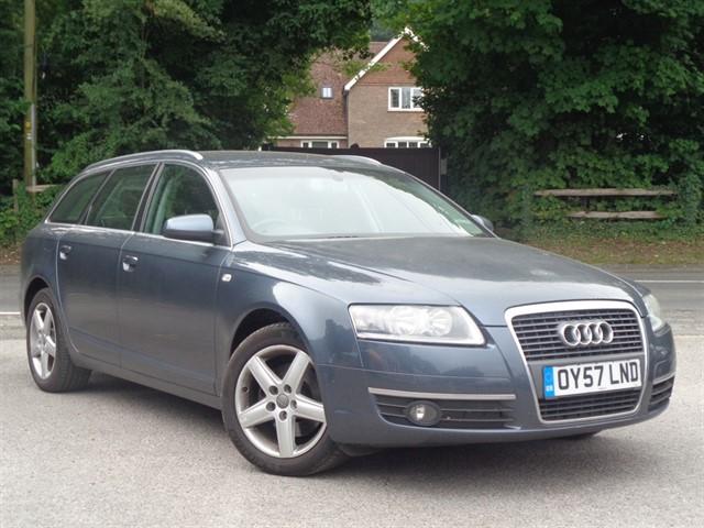 Audi A6 in Tadworth Surrey