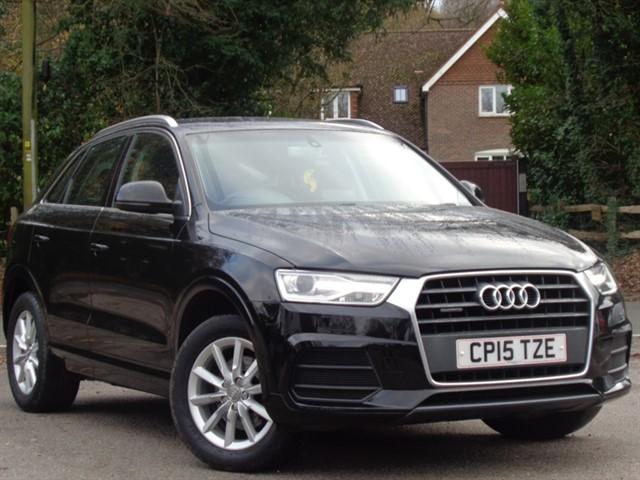 Audi Q3 in Tadworth Surrey