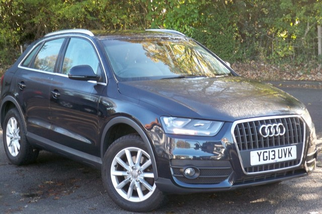 Audi Q3 in Tadworth Surrey