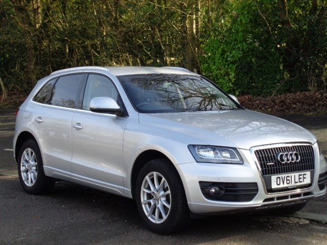 Audi Q5 in Tadworth Surrey