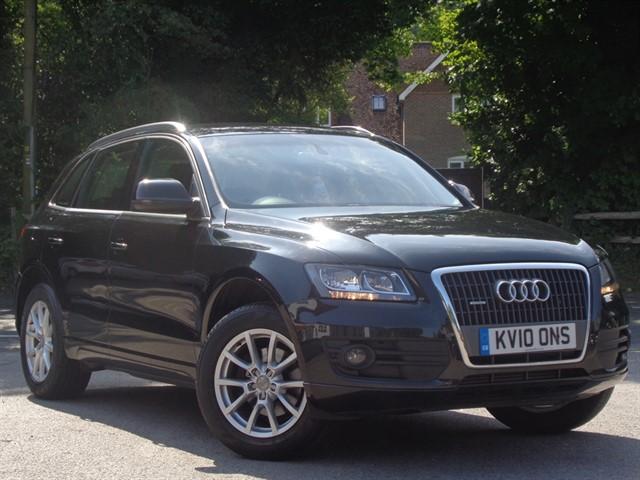 Audi Q5 in Tadworth Surrey