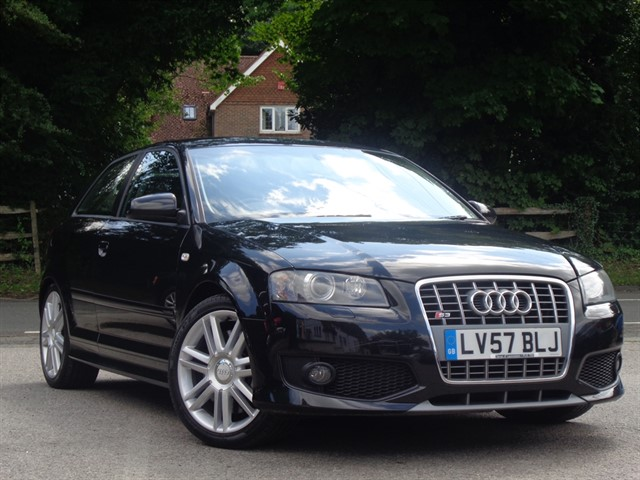 Audi S3 in Tadworth Surrey