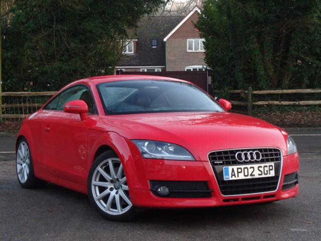 Audi TT in Tadworth Surrey