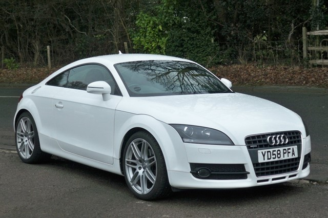 Audi TT in Tadworth Surrey