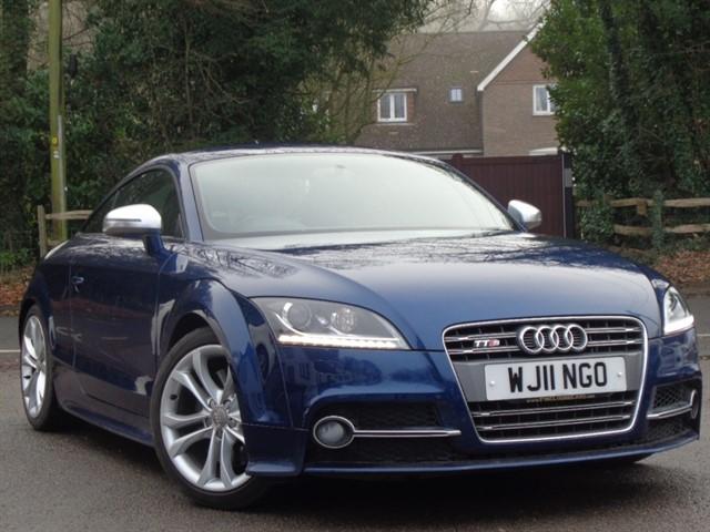 Audi TTS in Tadworth Surrey