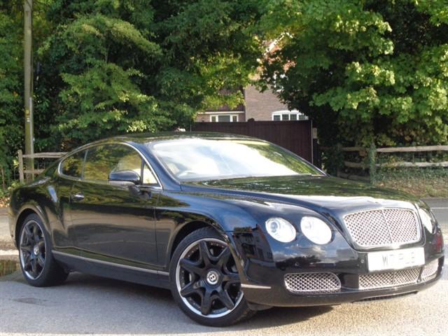 Bentley Continental in Tadworth Surrey