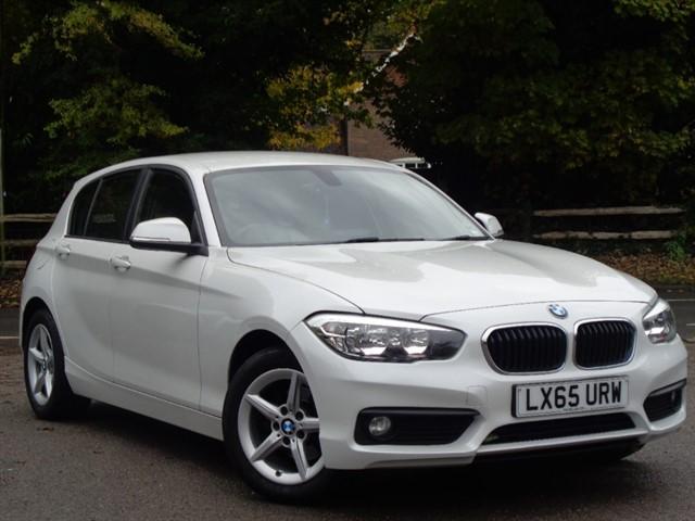 BMW 116d in Tadworth Surrey
