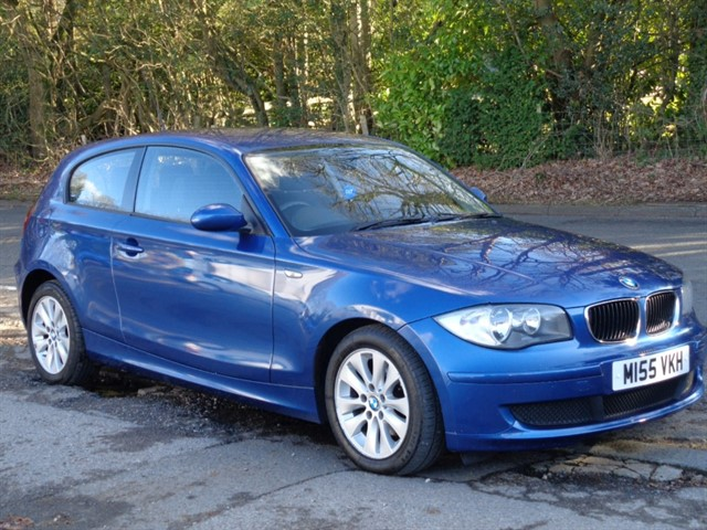 BMW 118d in Tadworth Surrey