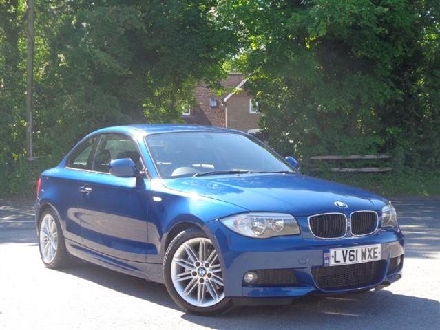 BMW 120d in Tadworth Surrey