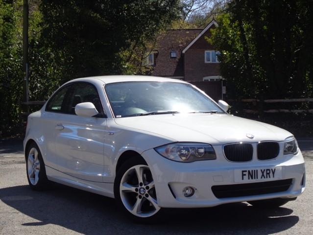 BMW 120i in Tadworth Surrey