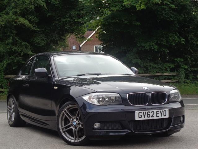 BMW 123d in Tadworth Surrey