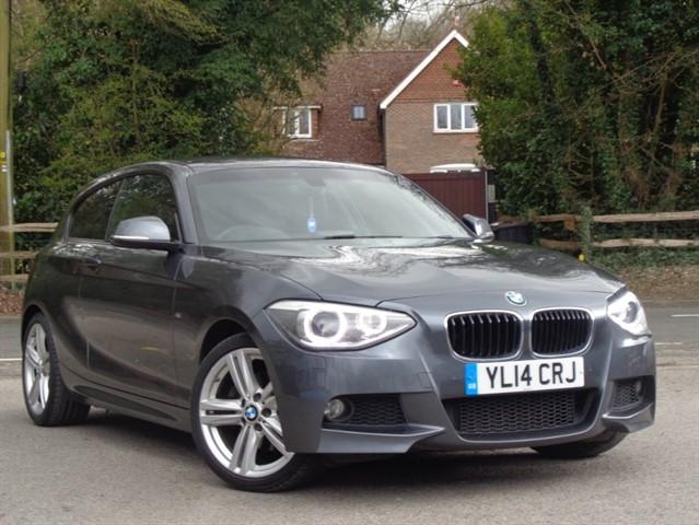 BMW 125d in Tadworth Surrey