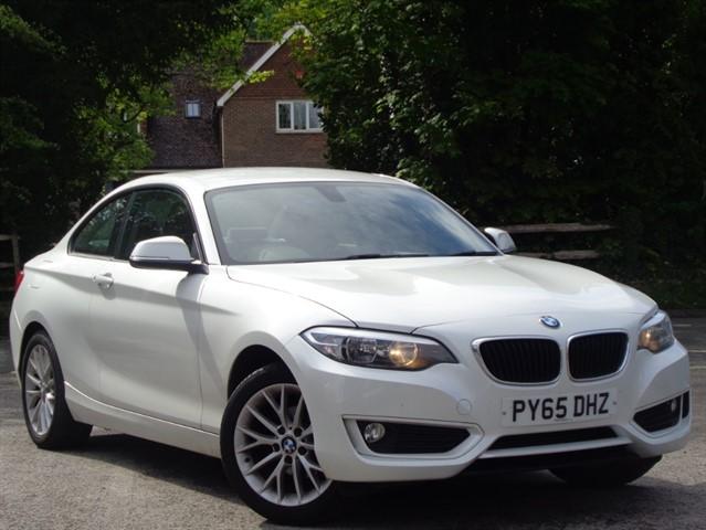 BMW 218i in Tadworth Surrey