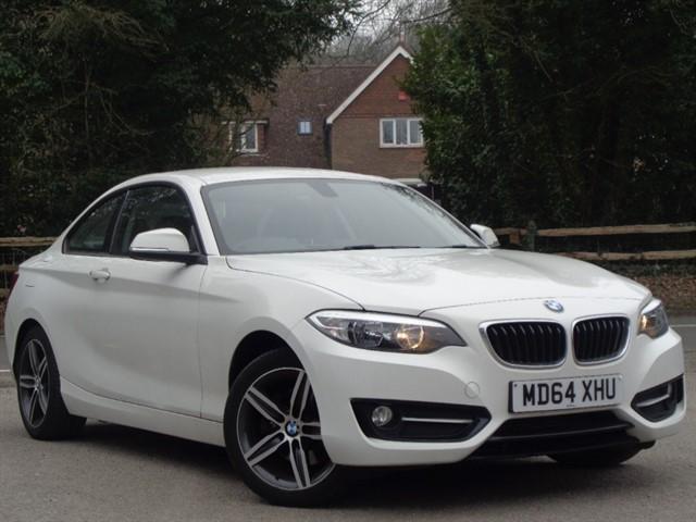 BMW 220d in Tadworth Surrey