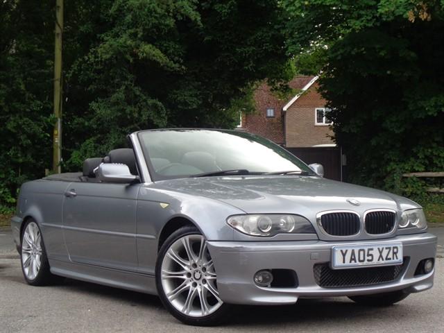 BMW 318ci in Tadworth Surrey