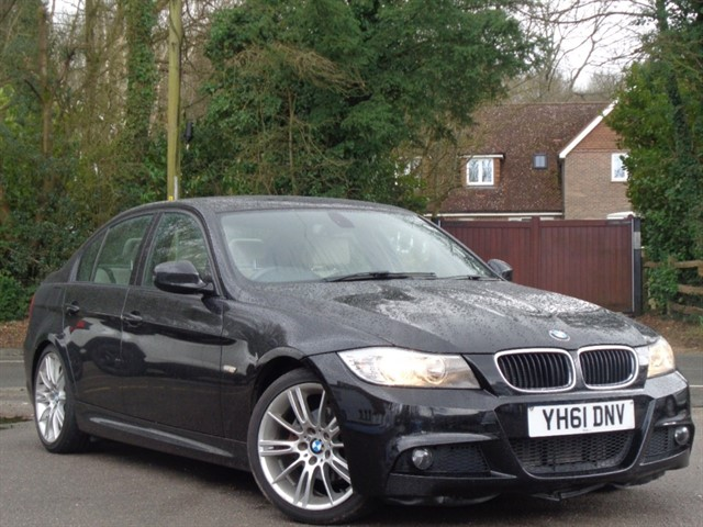 BMW 318d in Tadworth Surrey