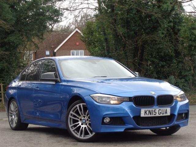 BMW 320d in Tadworth Surrey