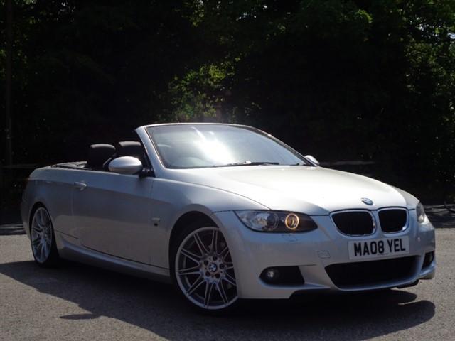 BMW 320i in Tadworth Surrey