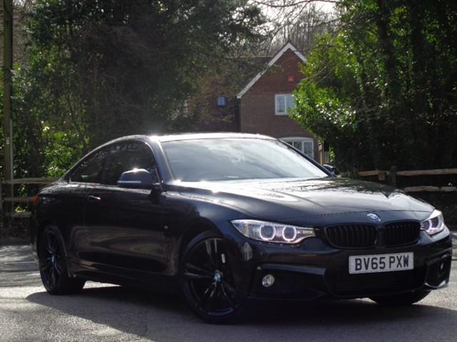 BMW 420d in Tadworth Surrey
