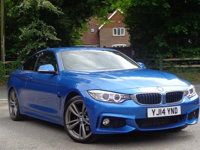 BMW 430d in Tadworth Surrey
