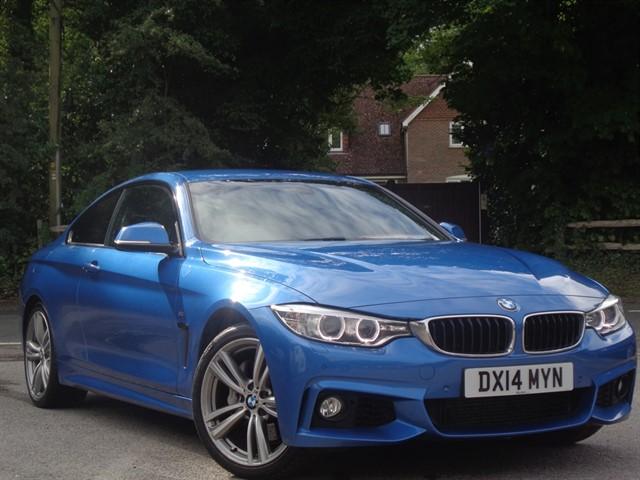 BMW 435d in Tadworth Surrey