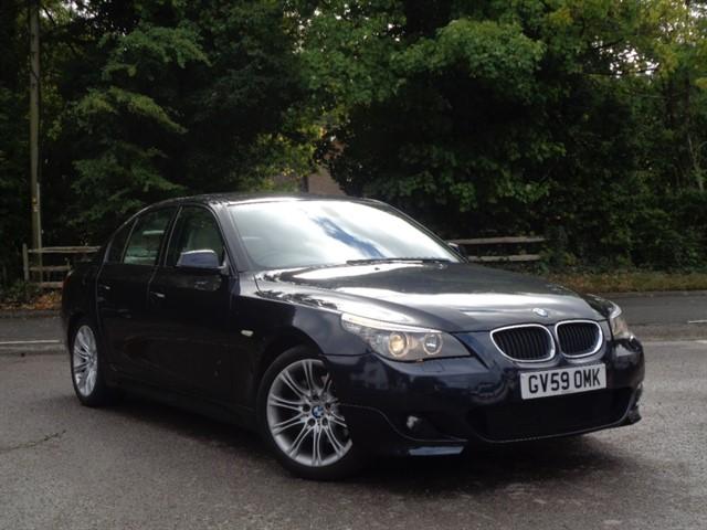 BMW 520d in Tadworth Surrey