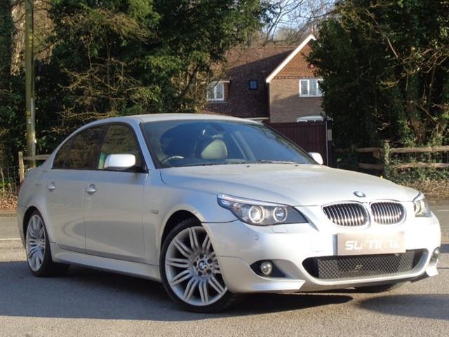 BMW 525d in Tadworth Surrey
