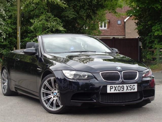 BMW M3 in Tadworth Surrey