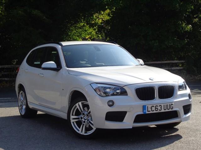 BMW X1 in Tadworth Surrey
