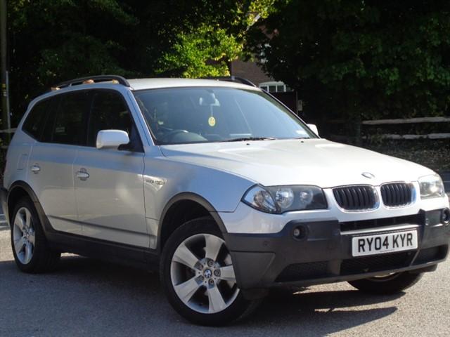 BMW X3 in Tadworth Surrey