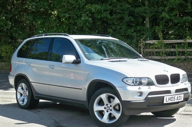 BMW X5 in Tadworth Surrey