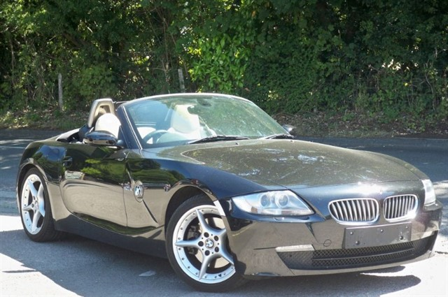 BMW Z4 in Tadworth Surrey