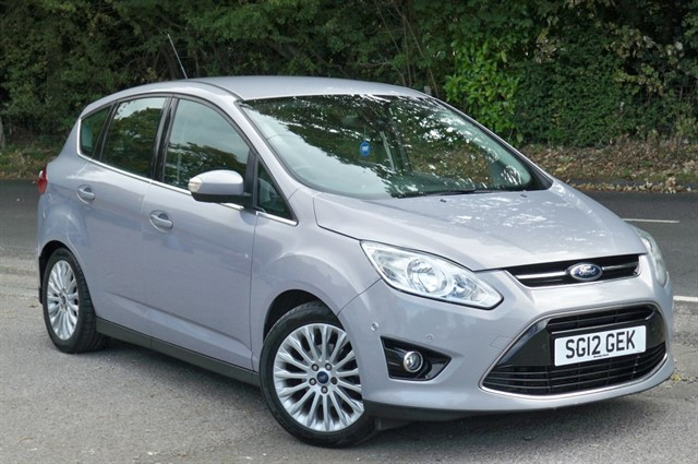 Ford C-Max in Tadworth Surrey