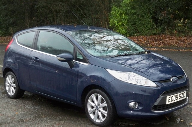 Ford Fiesta in Tadworth Surrey