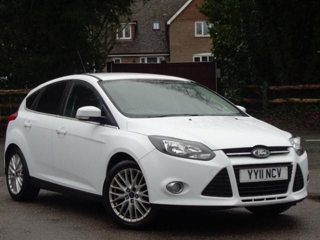 Ford Focus in Tadworth Surrey