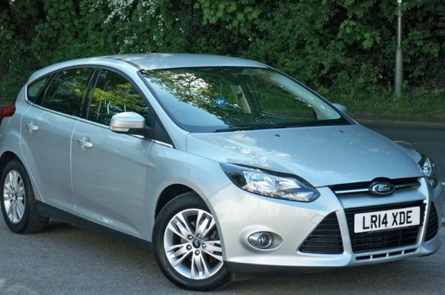 Ford Focus in Tadworth Surrey