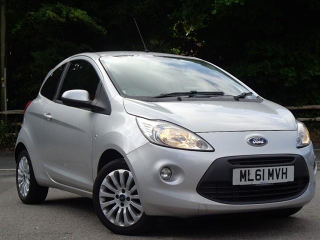 Ford KA in Tadworth Surrey