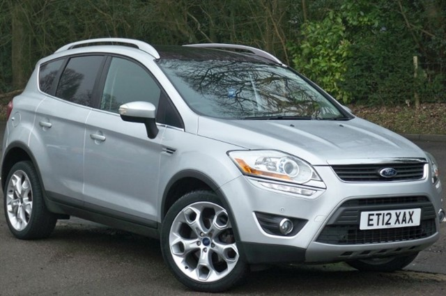 Ford Kuga in Tadworth Surrey