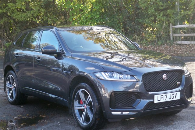 Jaguar F-Pace in Tadworth Surrey