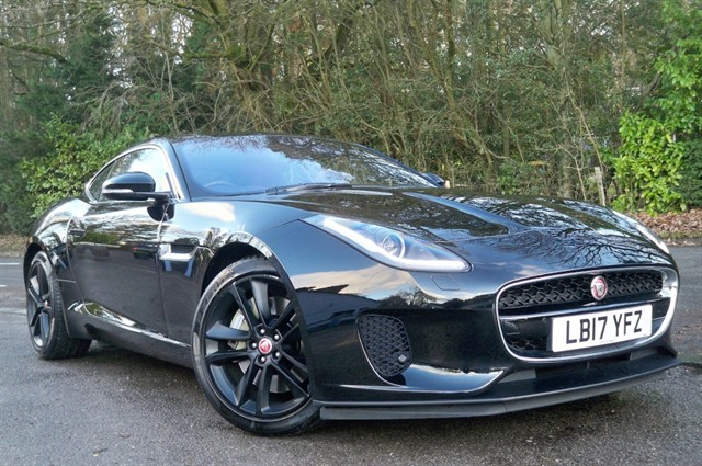Jaguar F-Type in Tadworth Surrey