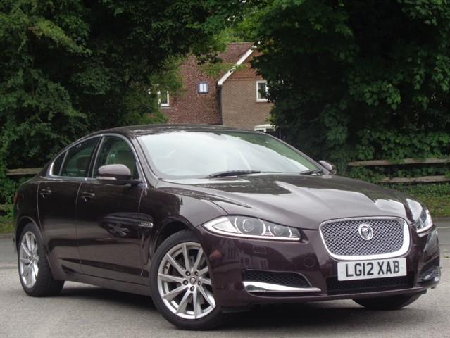 Jaguar XF in Tadworth Surrey