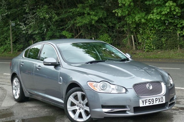 Jaguar XF in Tadworth Surrey
