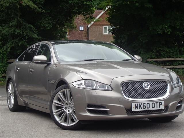 Jaguar XJ in Tadworth Surrey